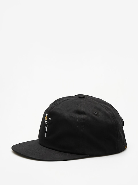 Emerica Cap Lady Luck Strapback ZD (black)