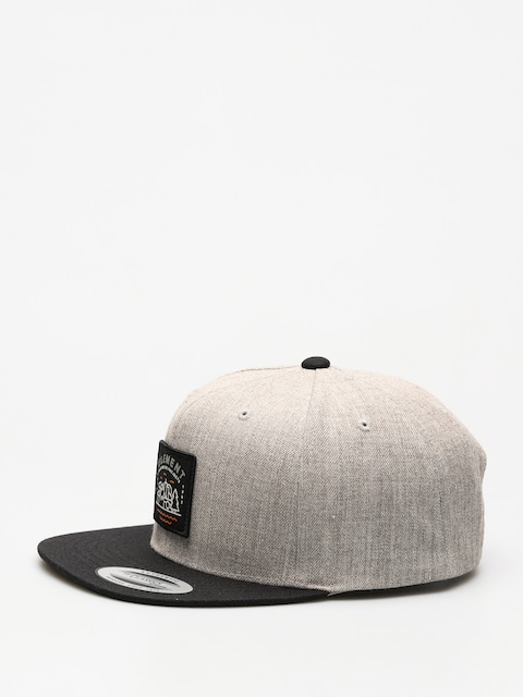 Element Cap Trekker (grey heather)