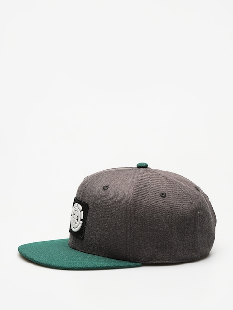 Element Cap United B (black heather)