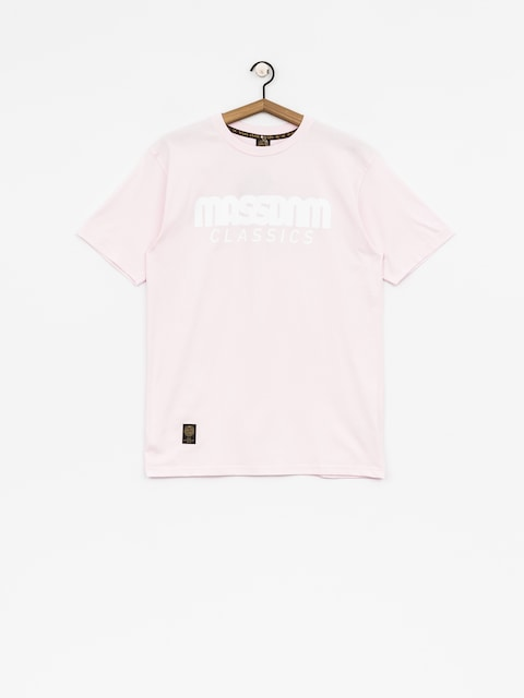 MassDnm T-shirt Classics (light pink)