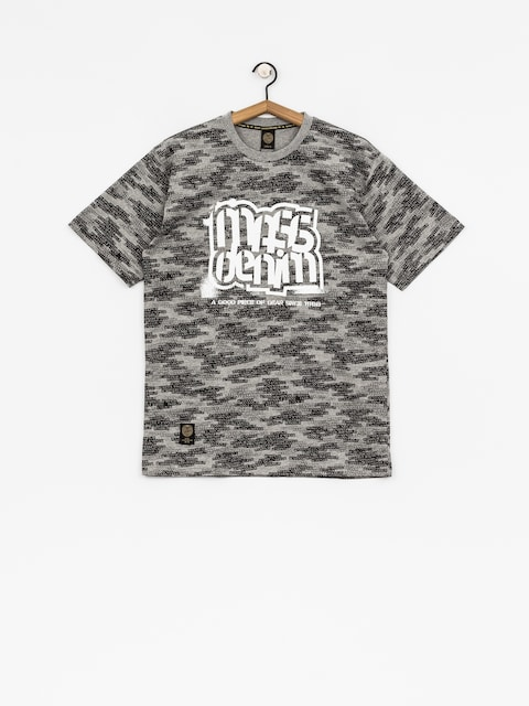 MassDnm T-shirt Assassin (light heather grey)