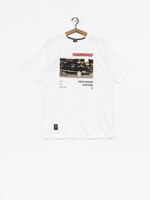 MassDnm T-shirt Turbo 2Pack (white)