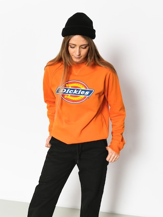 Dickies Sweatshirt Harrison Wmn (energy orange)