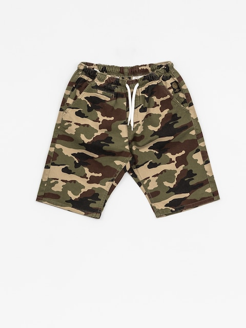 MassDnm Shorts Classics Chino (woodland camo)