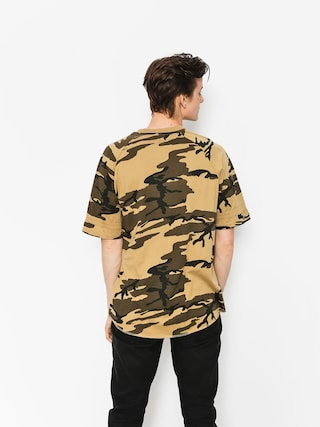Brixton T-Shirt Rockford Baseball (camo)