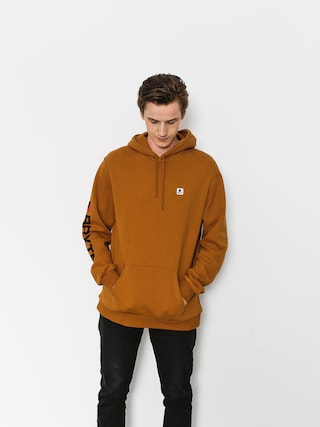 Brixton Hoodie Stowell Intl HD (washed copper)