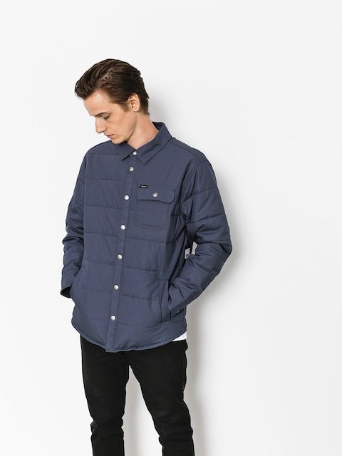 Brixton Jacket Cass (steel blue)