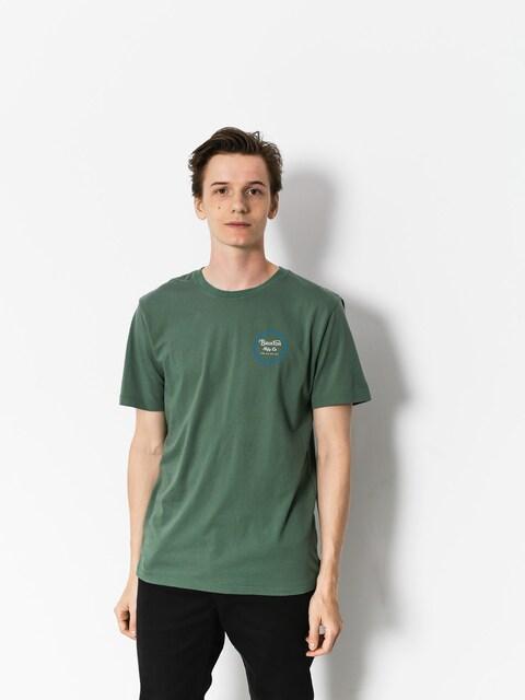Brixton T-shirt Wheeler II Prt