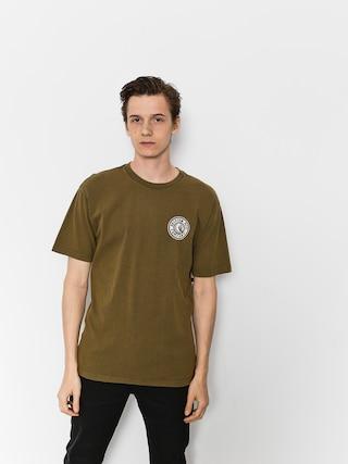 Brixton T-Shirt Rival II Stt (olive)