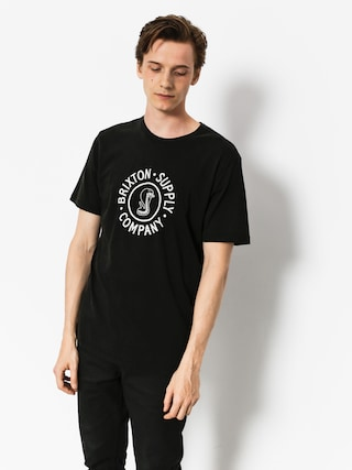 Brixton T-shirt Battalion Prt (black)