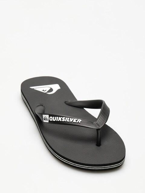 Quiksilver Flip-flops Molokai (black/black/white)