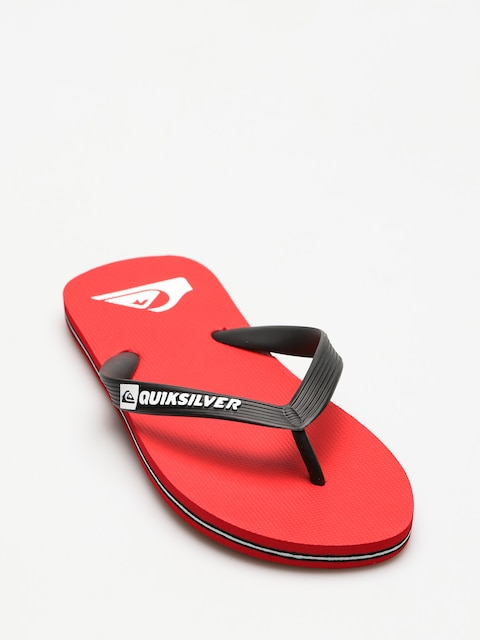 Quiksilver Flip-flops Molokai (black/red/white)