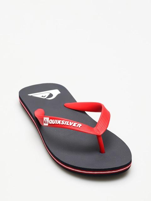 Quiksilver Flip-flops Molokai (blue/red/blue)
