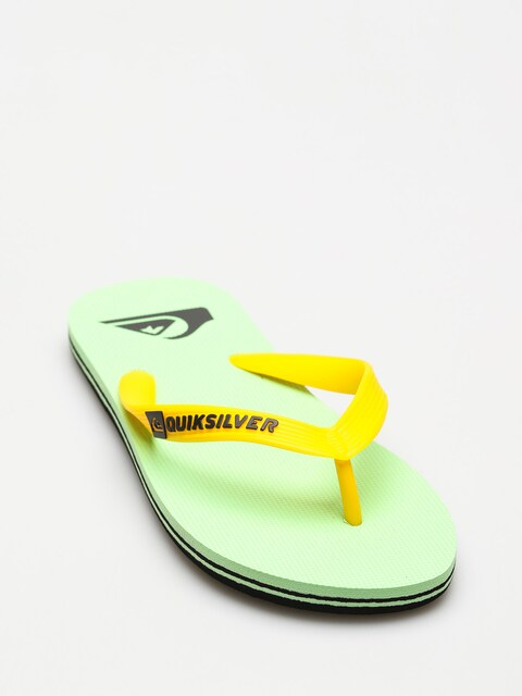 Quiksilver Flip-flops Molokai (black/green/white)