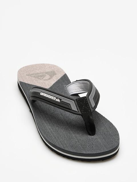 Quiksilver Flip-flops Molokai New Wav (grey/black/grey)
