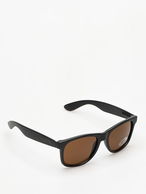 Majesty Sunglasses Shades L (black/black brown lens)