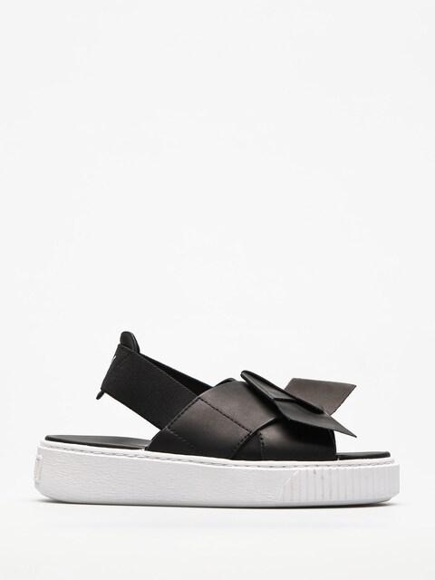 Puma Schuhe Platform Sandal Lea Wmn (puma black/puma black)