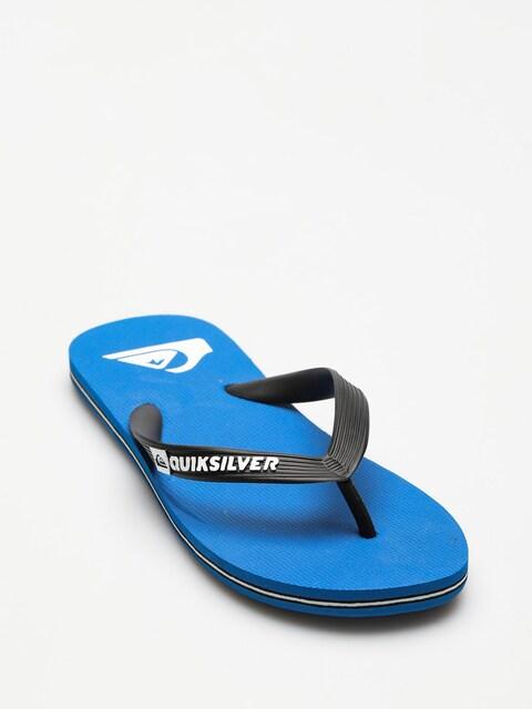 Quiksilver Flip Flops Molokai (black/blue/black)