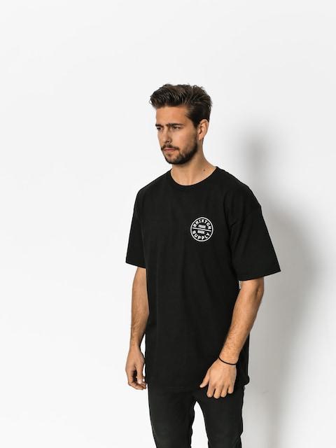 Brixton T-shirt Oath Stt (black)