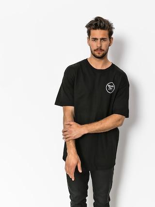 Brixton T-shirt Wheeler II Stnd (black)