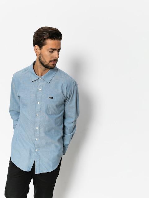 Brixton Shirt Charter Oxford Wvn (light blue chambray)