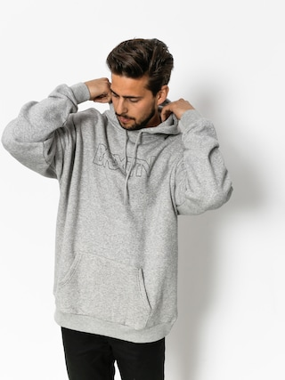 Brixton Hoodie Edison HD (heather grey)
