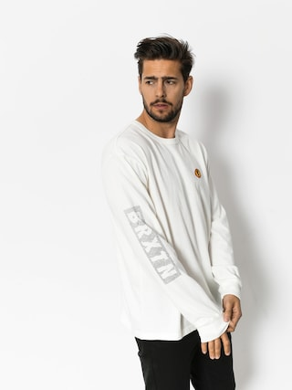 Brixton Longsleeve Fang Knit (off white)