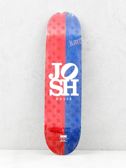 DGK Deck Kalis Legacy (red/navy)