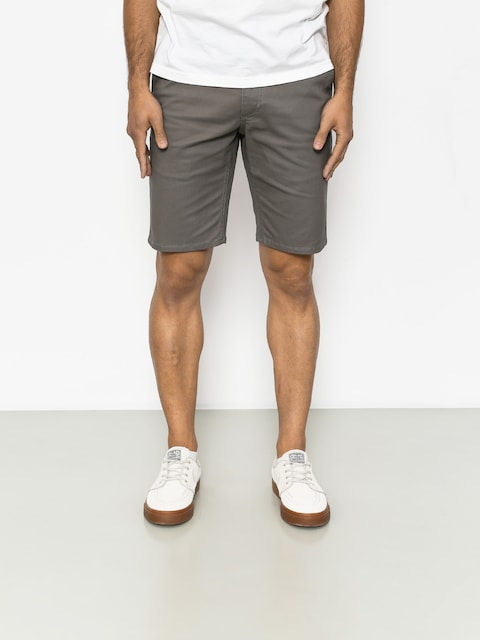 Brixton Shorts Toil II Hemmed (grey)