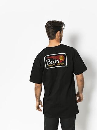 Brixton T-shirt Messenger Stt (black)