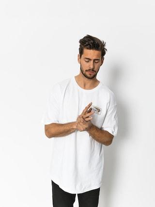 Brixton T-shirt Messenger Stt (white)