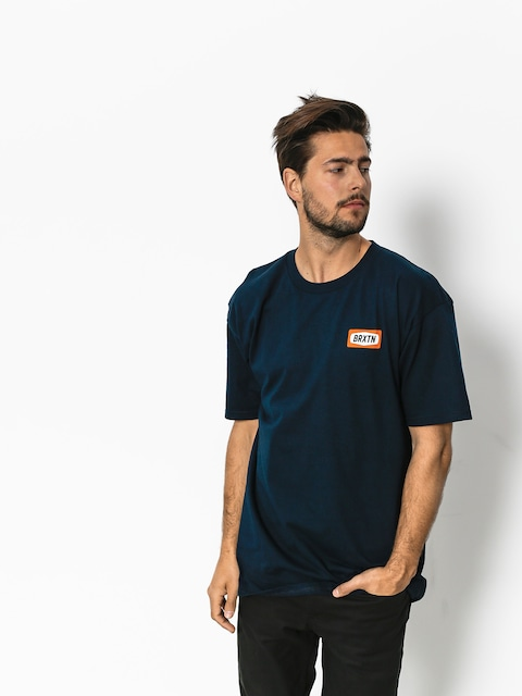 Brixton T-shirt Rockford Stt