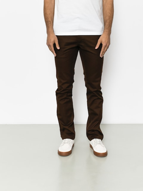 Brixton Pants Reserve Chino (brown)