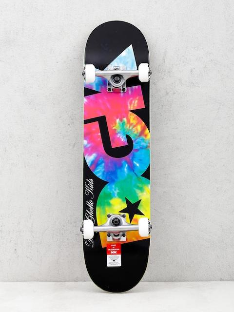 DGK Skateboard Dont Trip (black/multi)