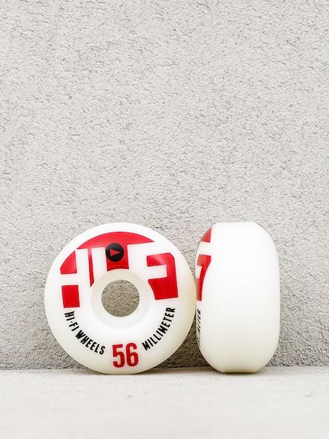 Stereo Rollen HiFi Logo (red/white)