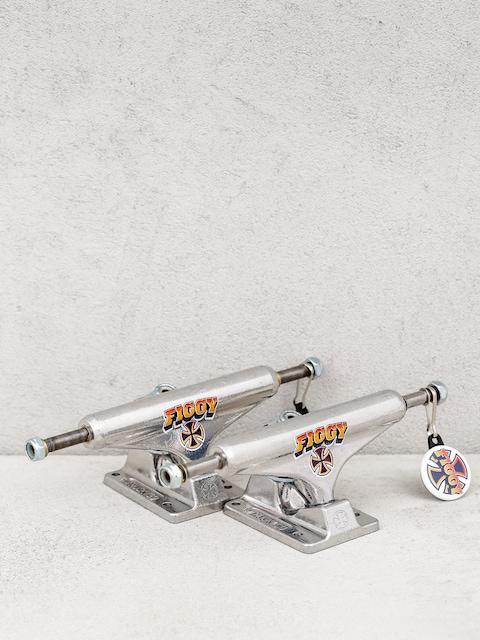 Independent Trucks Stg 11 Figgy Faded Hollow (silver)