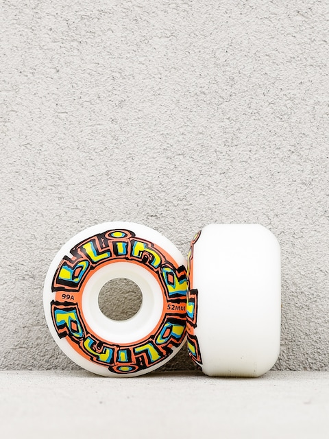 Blind Wheels Stretch (white/red)