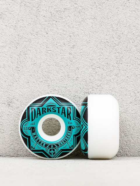 Darkstar Wheels Section (aqua)