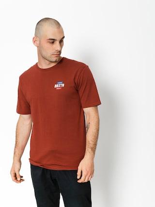 Brixton T-shirt Garth II Prt (brick)