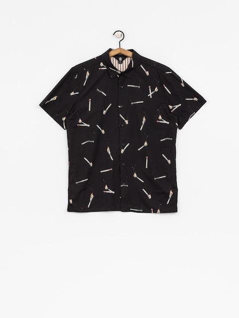 Volcom Shirt Waits (blk)