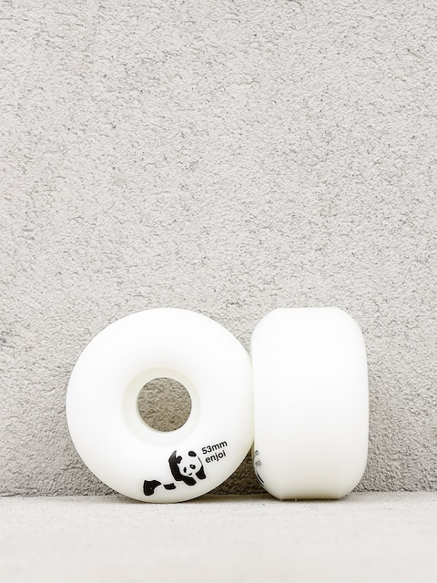 Enjoi Wheels Panda (white)