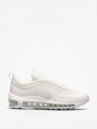 Nike Air Max 97 Shoes Wmn (white/white pure platinum)