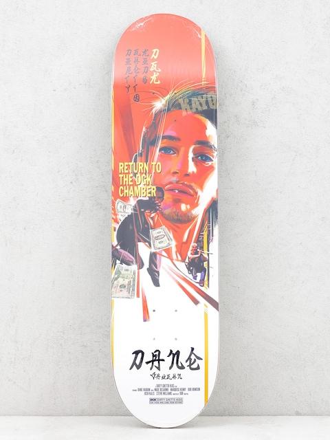 DGK Deck Kung Fu (dane vaughn)