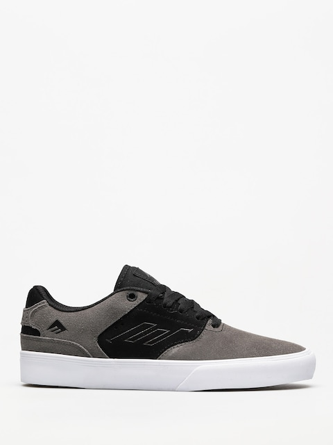 Emerica Shoes The Reynolds Low Vulc (grey/black/white)