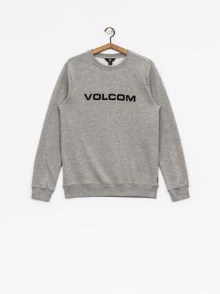 Volcom Sweatshirt Imprint Crew (gry)