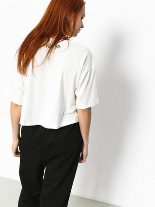 Volcom T-shirt Ozzie Wmn (wht)