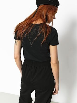 Volcom T-shirt Don'T Even Trip Wmn (blk)