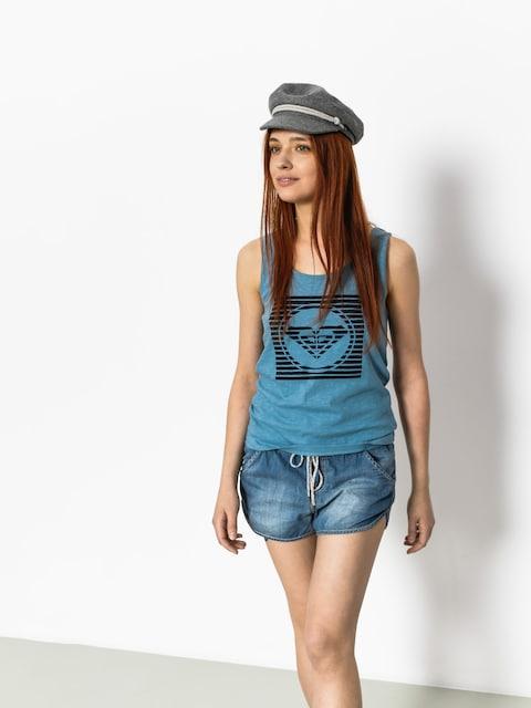 Roxy T-Shirt Billy B Wmn (blue shadow)