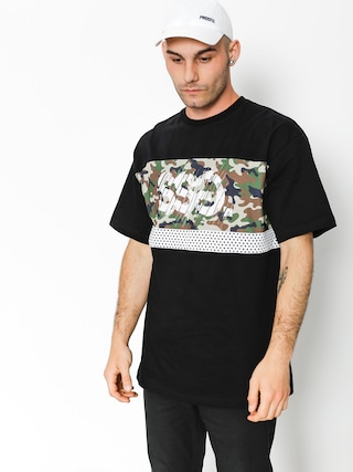 SSG T-Shirt Moro Cut (black)