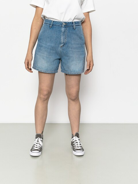 Carhartt Shorts Palmer Wmn (blue)